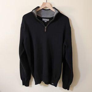 Eddie Bauer 1/4 Zip Pullover Sweatshirt